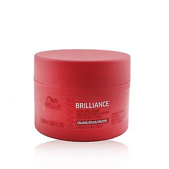 Invigo Brilliance Vibrant Color Mask - # Coarse - 150ml/5.07oz