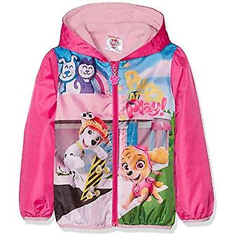 Paw patrol girls jacket raincoat hoodie