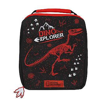 National Geographic Dino Lunch Bag