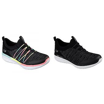 Chaussures Skechers Womens/dames synergie 2.0 sport simplement Chic