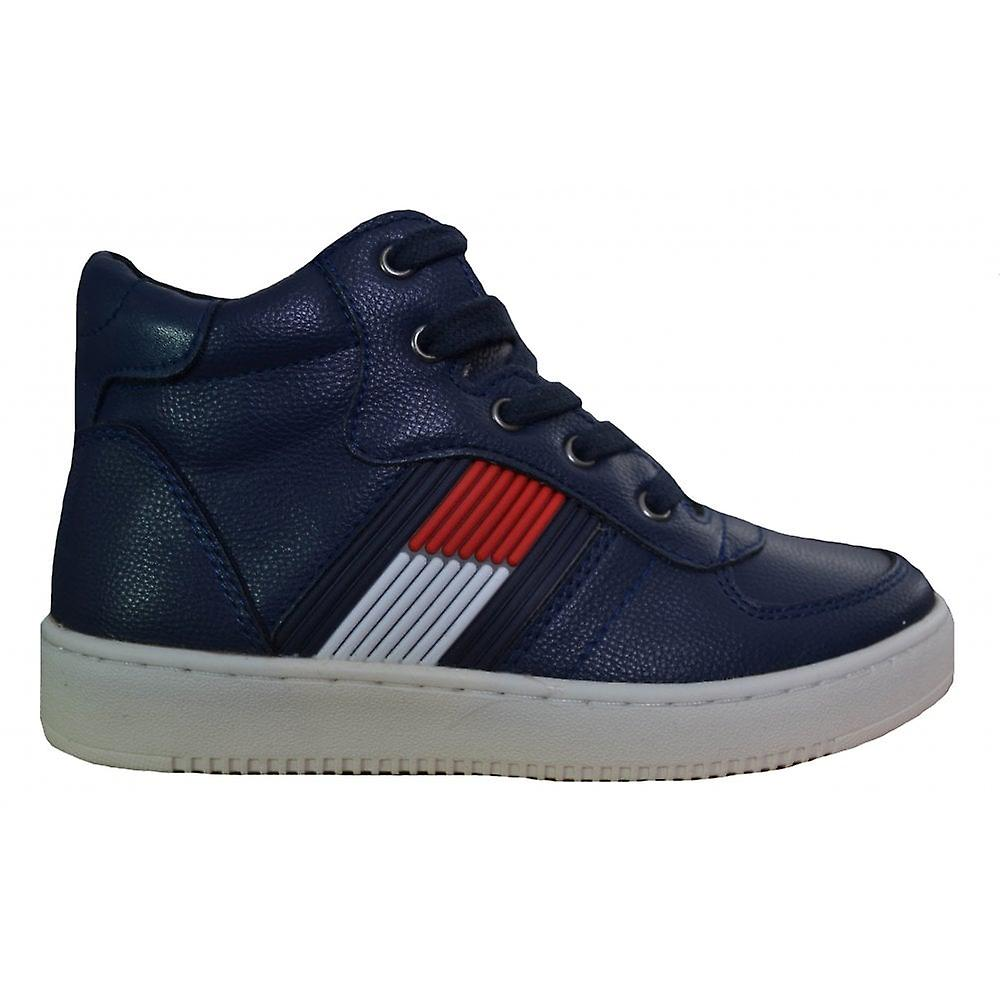 tommy hilfiger high top trainers