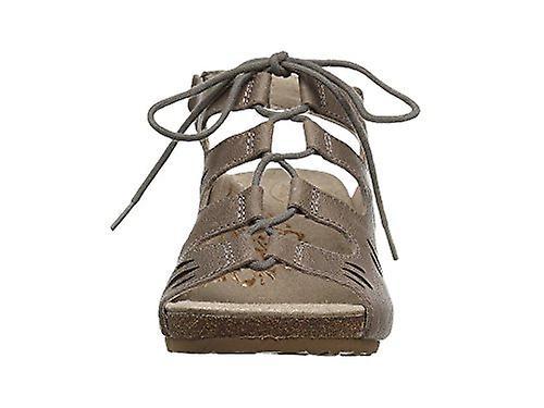 Aetrex Womens Giselle Peep Toe Casual Slingback Sandals
