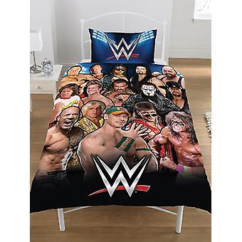 WWE Legends enkele Dekbedovertrek en kussensloop set