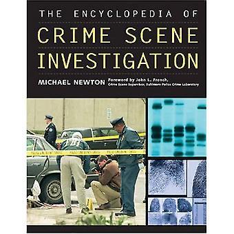 Encyklopedien av brottsplatsundersökning