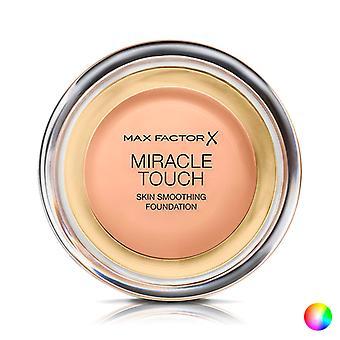 Væske make up base mirakel touch maks faktor