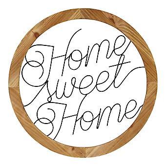 Sort og hjem Sweet Home