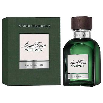 Adolfo DomÃnguez Agua Fresca Vetiver Eau de Toilette 60ml EDT Spray