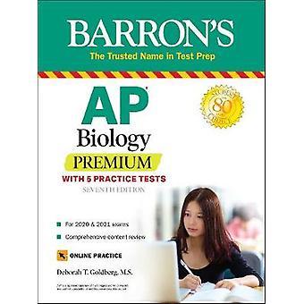 AP Biology Premium - With 5 Practice Tests by Deborah T. Goldberg - 97