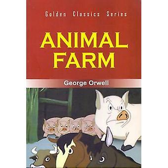 Animal Farm by George Orwell - 9788183520508 Book