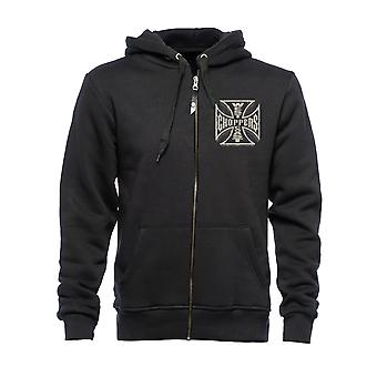 West Coast Choppers Herren Kapuzenpullover Hells Guardians