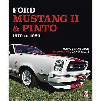 Ford Mustang II Pinto 1970-80 door Marc Cranswick - 9781787112