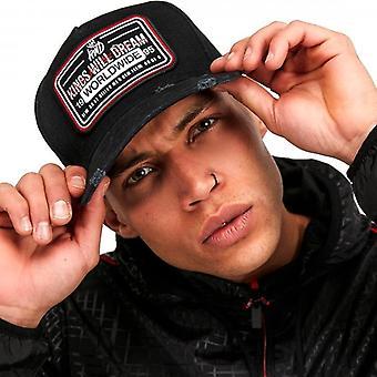 Kings Will Dream Farfield Logo Badge Black Cap