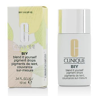 Biy blend it yourself pigment drops #biy 115 210920 10ml/0.34oz