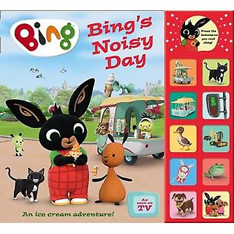 Bings Noisy Day Interactive Sound Book