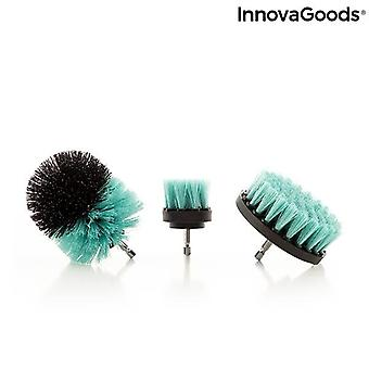 Set of Cleaning Brushes for Drill