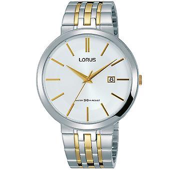Lorus RH915JX-9 Dwukolorowy zegarek ze stali nierdzewnej