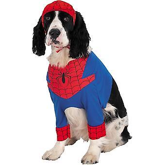 Spiderman Dog kostuum