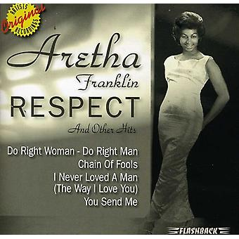 Aretha Franklin - Respect & Other Hits [CD] USA import