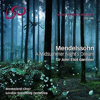Mendelssohn / Knox / Wakefield - Midsummer Night's Dream [SACD] USA import