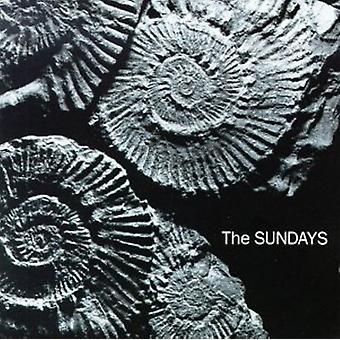 Sundays - Reading Writing & Arithmetic [CD] USA import