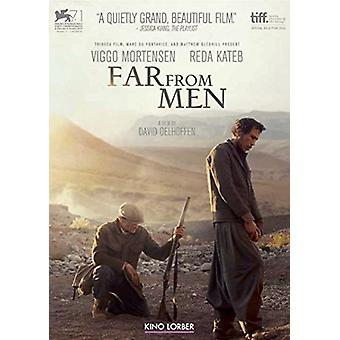 Loin d'être des hommes [DVD] USA import
