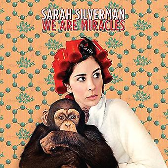 Sarah Silverman - importation USA nous sont Miracles [CD]