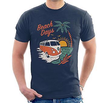 Volkswagen Beach Days Men's T-Shirt