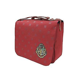 Harry Potter Wappen Messenger Bag Schultertasche Satchel 35x30x10cm