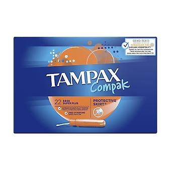 Tampax Compak Superplus 22U 20 units