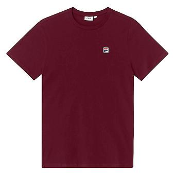 Fila Men Seamus Tee SS Tawny Port 682393D10 universal all year men t-shirt
