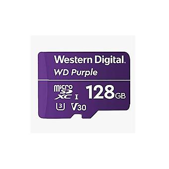 Western Digital Wd Purple 128Gb Microsdxc Card