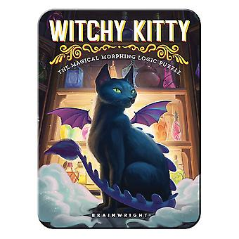 Games Ceaco Brainwright Witchy Kitty The Magical Morphing Logic 8207d