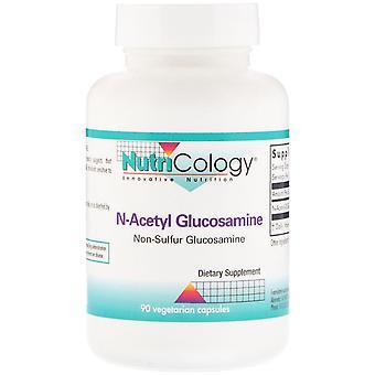 Nutricology, N-Acetyl Glucosamine, 90 Vegetarian Capsules