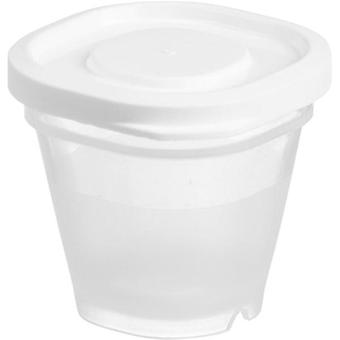 Gastromax Ruokasäilytys/purkki 0,5 dl 4 kpl