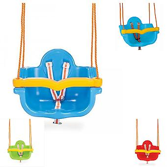 Pilsan baby swing 2 in 1 06138, removable handle, seat belt from 1 year