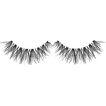 Bliss False Eyelashes - #22 / Black - Elegant 3D Effect Luscious Lashes
