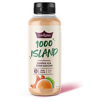 GymQueen Mamma Mia Sauce 1000 Island