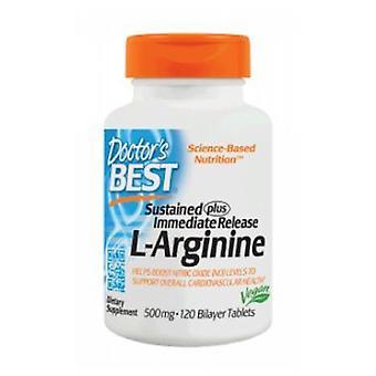 Medici Migliori L-Arginina, 500 mg, 120 Schede
