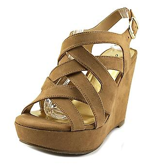 Thalia Sodi naisten MADDORAF Peep rento Strappy sandaalit