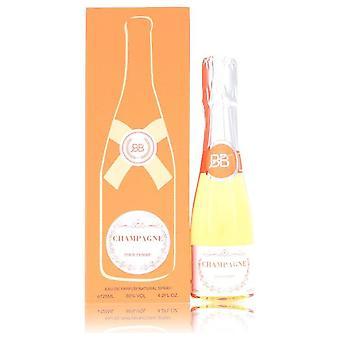 シャンパンはバララの美しさによってフェムオードパルファムスプレーを注ぎます 125 ml
