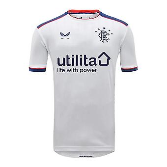 2020-2021 Glasgow Rangers Away Shirt (Kids)