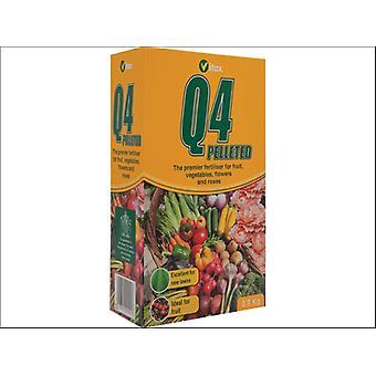 Vitax Q4 Fertiliser 0.9kg