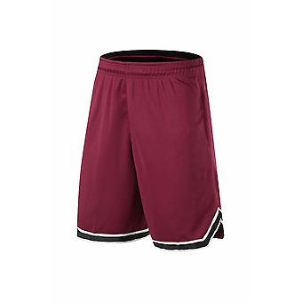 Basketball Shorts, Breathable Sweat Sport Running, Outdoor Fitness Pants Loose