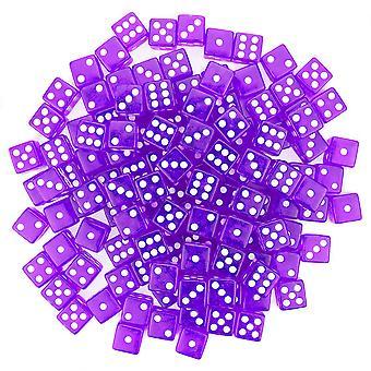 100 violetti noppaa-16 mm