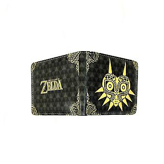 PU leather Coin Purse Cartoon anime wallet - The Legend of Zelda #224