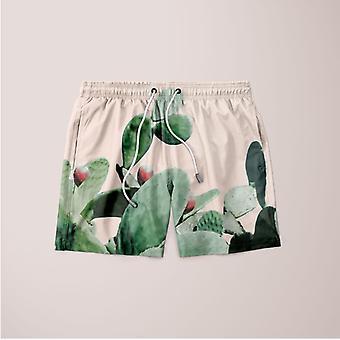 Cactus culture shorts