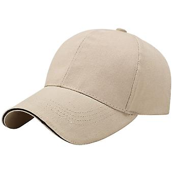 Men's Fashion Summer Baseball Cotton Casual Cap.