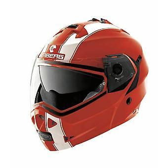 Caberg Duke II Legend Full Face Motorcycle Helmet Red