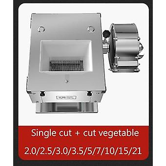 850w Meat Slicer Commercial Slicer - Household Vegetable Cutting Machine
