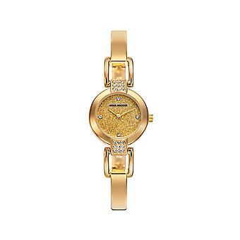 Mark Maddox kello kultainen tyylikäs. 24 mm mf0006-27